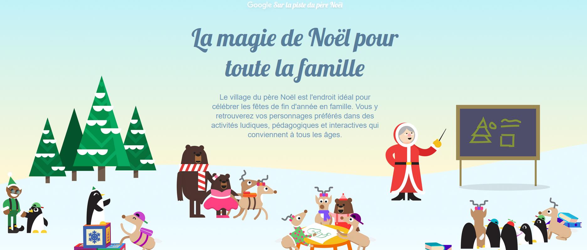 La magie de Noël pour toute la famille