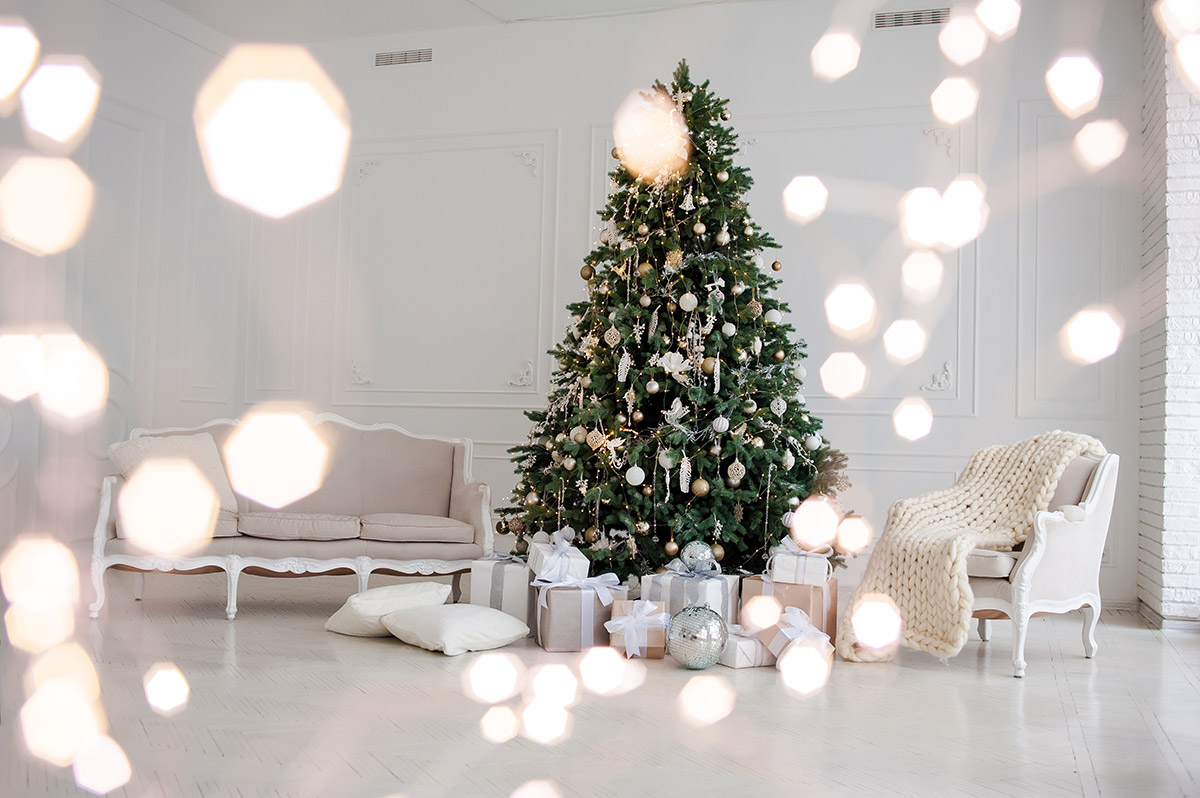 Un joli sapin de Noël